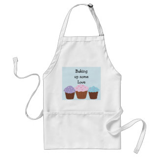 Baking up some Love Adult Apron