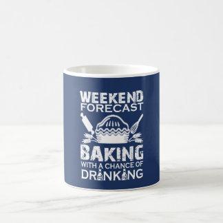 BAKING WEEKEND COFFEE MUG