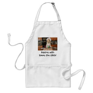 Baking with Emma the GBGV Aprons