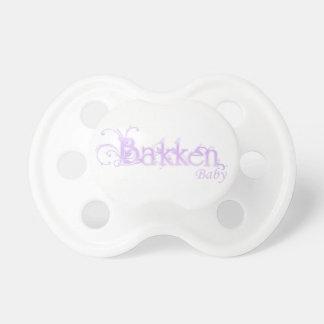 Bakken Baby Pacifier (Purple)