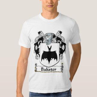 Bakster Family Crest T Shirts