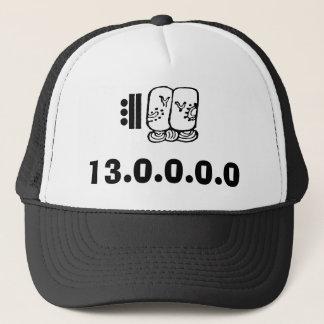 baktun, 13.0.0.0.0 trucker hat