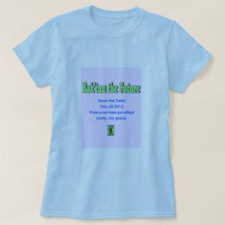 Baktun the Future tshirt