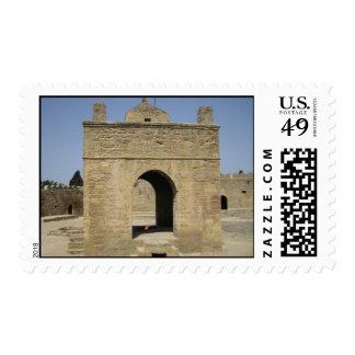 Baku - Ateshgah - Ancient Fire Worshipers Temple Stamps