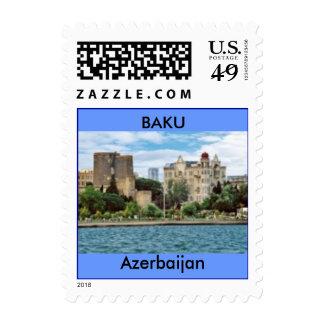 BAKU, Azerbaijan Sello
