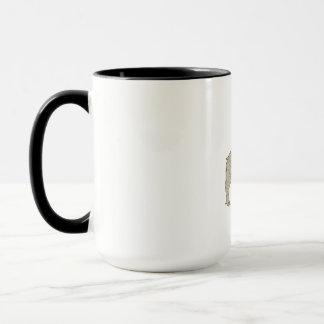Baku Side Drawing Mug