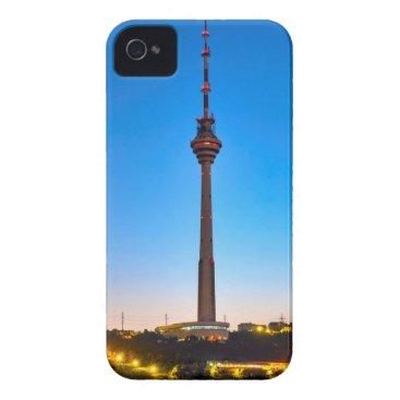 Baku Tv Tower Case-Mate iPhone 4 Case