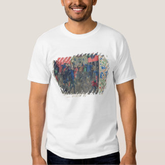 Bal des Ardents', Charles being saved T-shirt
