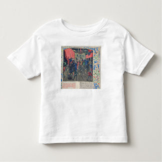 Bal des Ardents', Charles being saved Toddler T-shirt