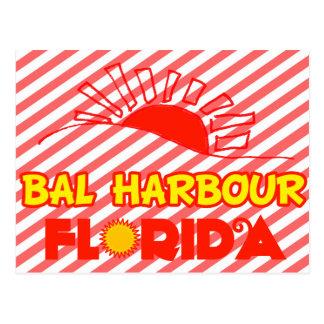 Bal Harbour, Florida Postcard
