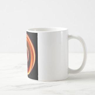 Bala abstracta taza de café