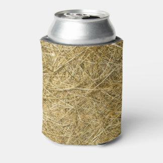 Bala de heno enfriador de latas