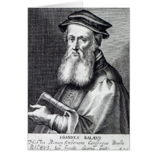 Bala de Juan, obispo de Ossory, 1620 Tarjeta De Felicitación