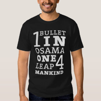 Bala en Osama Camisas