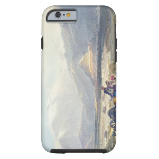 Bala Hissar and City of Kabul with the British Can Tough iPhone 6 Case