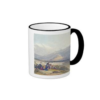 Bala Hissar and City of Kabul with the British Can Coffee Mug