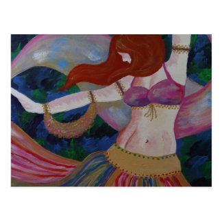 Baladi, postales hermosas del arte de la bailarina