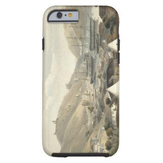 Balaklava, mirando hacia el mar, placa del 'Th Funda Resistente iPhone 6