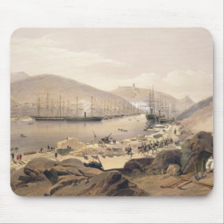 Balaklava, plate from 'The Seat of War in the East Mouse Pad