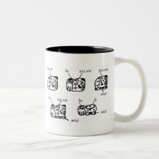 Balam Two-Tone Coffee Mug
