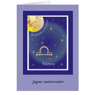 Balance 24 septembre outer 23 octobre map card