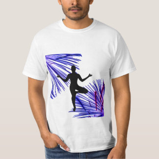 Balance and Joy - Yoga Tee Shirt