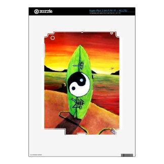 Balance And Tranquility iPad 3 Skins