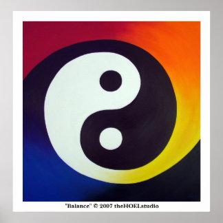 "Balance, ""Balance""  2007 theHOELstudio Print"