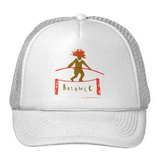 Balance...Balancing Trucker Hat
