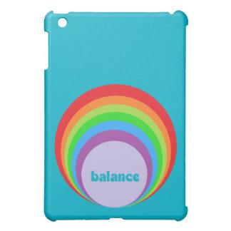 Balance balloon iPad mini case
