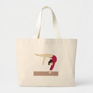 Balance Beam Canvas Bag