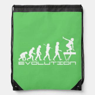 Balance Beam Gymnastics Sports Backpacks
