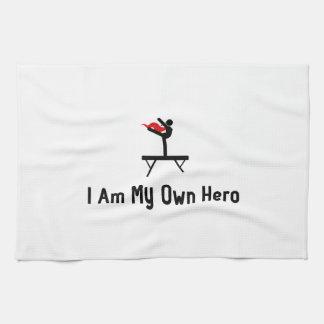 Balance Beam Hero Kitchen Towel
