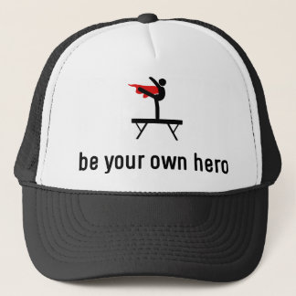 Balance Beam Hero Trucker Hat