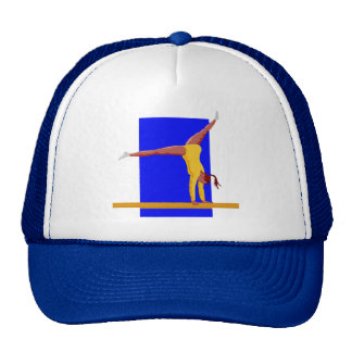 BALANCE BEAM TRUCKER HAT