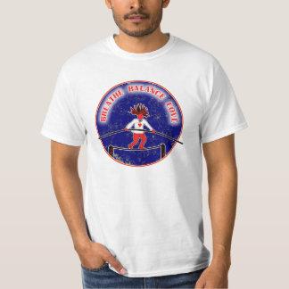 Balance Breath Love Red White Blue T-Shirt