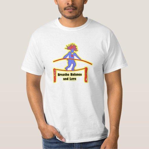 Balance Breath & Love T-Shirt