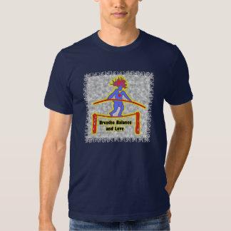 Balance Breath & Love Tee Shirt