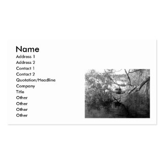 Balance Double-Sided Standard Business Cards (Pack Of 100)