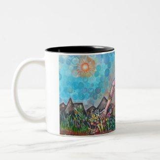 balance by adrian delgado mug