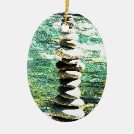 Balance. Christmas Tree Ornament