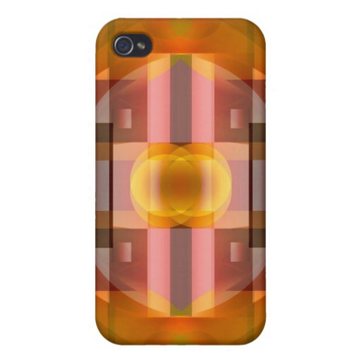 Balance of Forces iPhone 4 Case