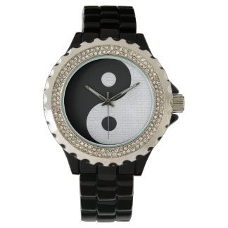 Balance of Yin Yang WristWatch