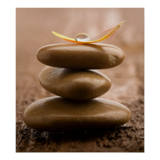 Balance poster/canvas poster