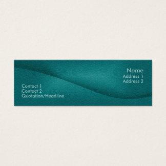 Balance Profile Card
