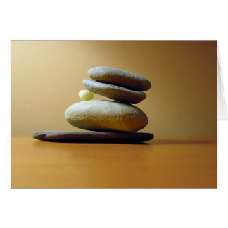 Balance © ... the art of being greeting card