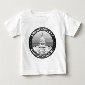 Balance The Budget Baby T-Shirt