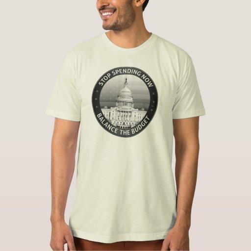 Balance The Budget T-Shirt