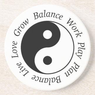 Balance Yin Yang Coaster