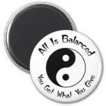 Balance Yin Yang Magnet